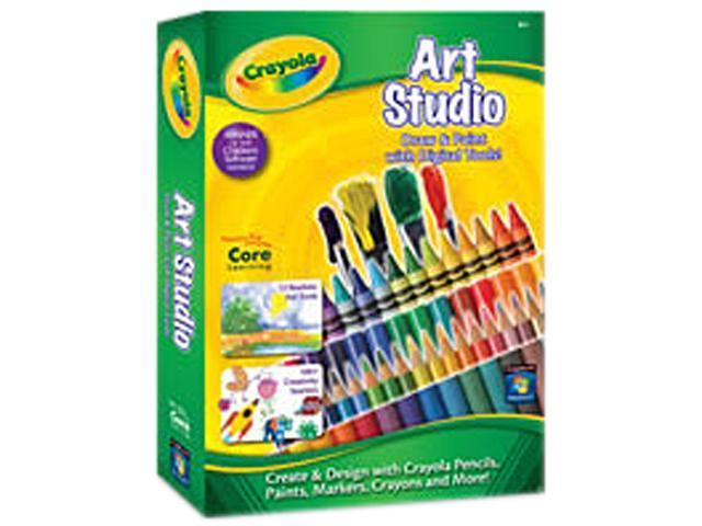 Core Learning Crayola Art Studio - Download