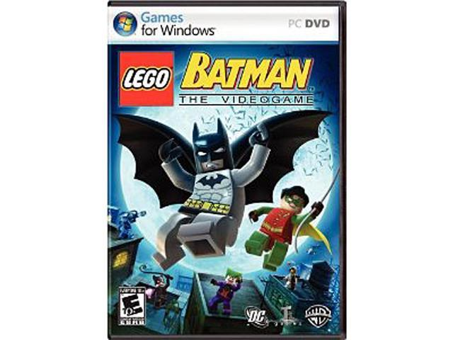 Lego batman PC Game