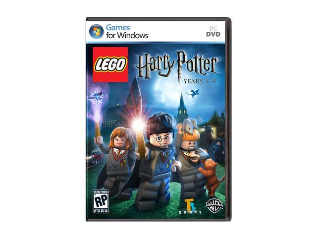 Lego Harry Potter: Years 1-4 PC Game