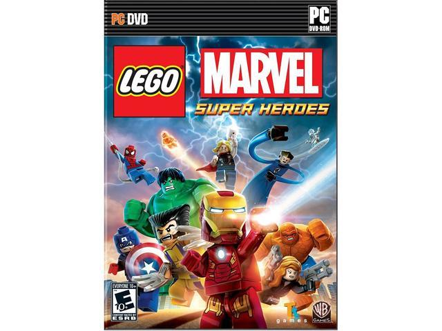 Lego: Marvel Superheroes PC Game