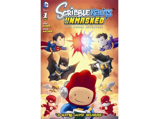Scribblenauts Unmasked: A DC Comics Adventure [Online Game Code]