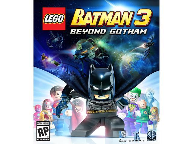 LEGO Batman 3: Beyond Gotham [Online Game Code]