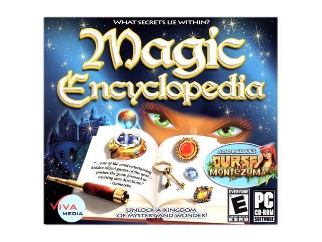 Magic Encyclopedia Jewelcase PC Game