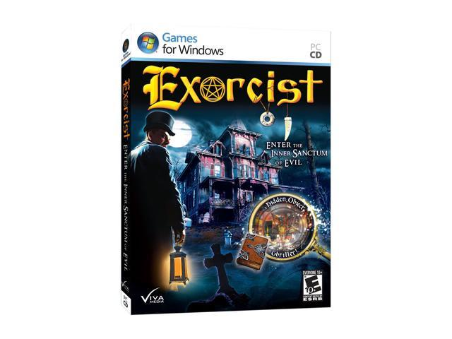 Exorcist Jewel Case PC Game