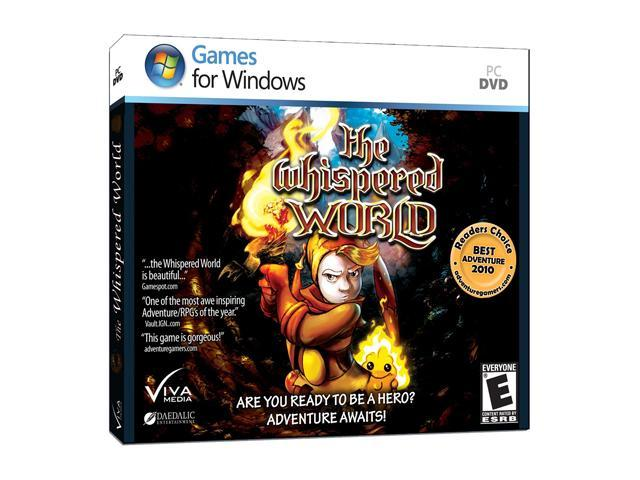 The Whispered World - Game of the Year PC Game