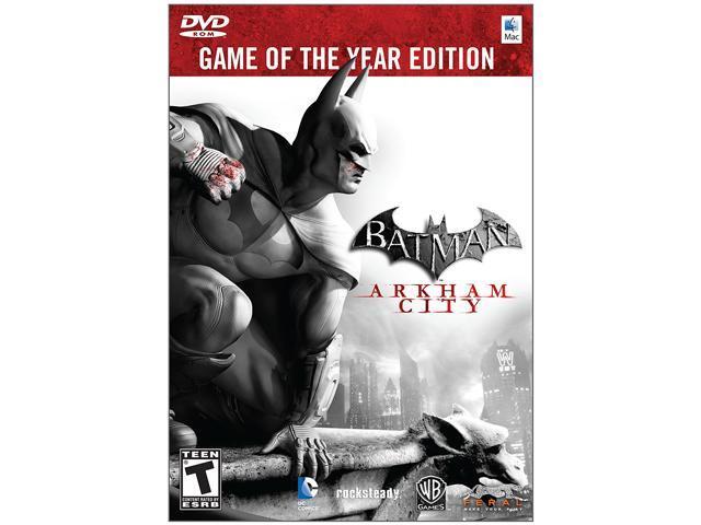 Batman: Arkham City - Game of the Year - Mac Game