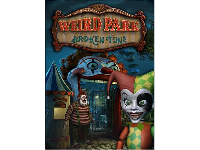 Weird Park: Broken Tune - Collector's Edition - Download