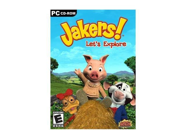 Jakers! Let's Explore PC Game