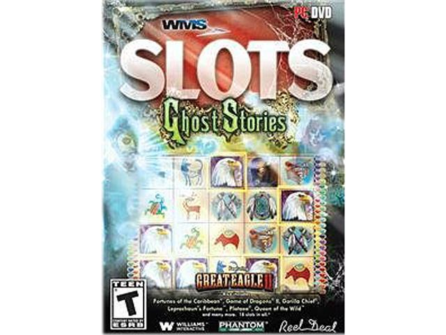 WMS Slots: Ghost Stories PC Game