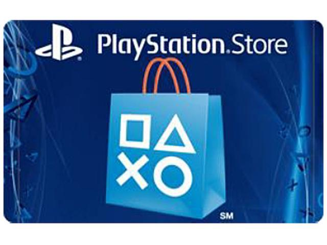 PlayStation Store $50 Gift Card (Email Delivery) - Newegg.com