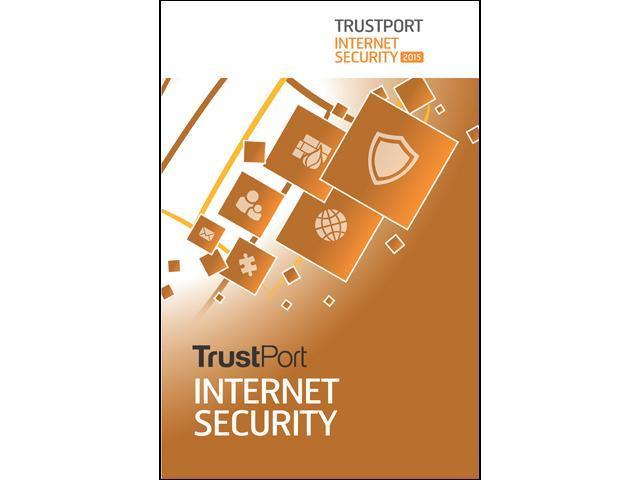 TrustPort Internet Security 2015 1 PC - Download