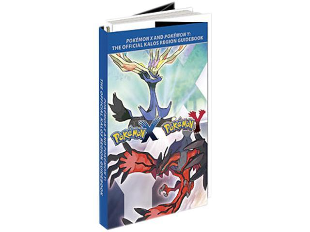 Pokemon X & Y Official Strategy Guide Official Game Guide - OEM