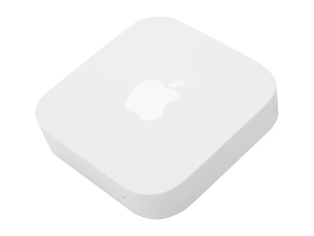 Apple MC414L/A AirPort Express Base Station, N600