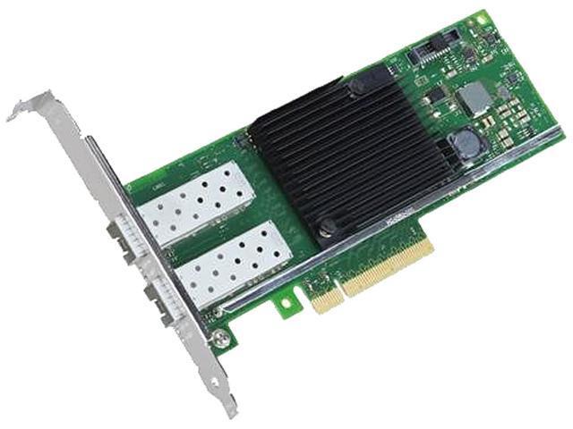 Intel X710DA2 Ethernet Converged Network Adapter PCIe 3.0, x8 Dual port