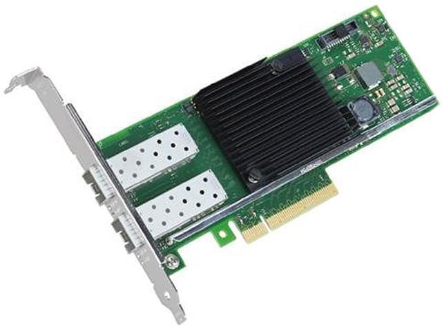 Intel X710DA2BLK Ethernet Converged Network Adapter PCIe 3.0, x8 Dual port