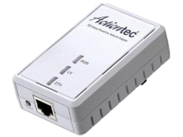Actiontec PWR511WB1 500 AV Powerline Network Adapter Up to 500Mbps