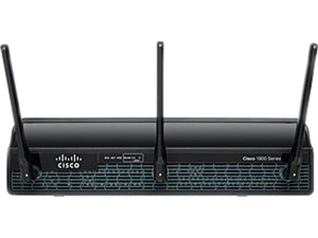 CISCO C1941W-A-N-SEC/K9 1941 Integrated Services Routers Generation 2 IEEE 802.11b/g/n