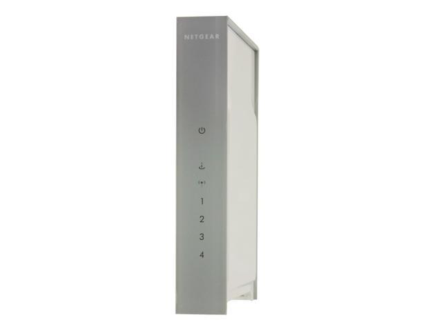 NETGEAR WNR834B RangeMax Wireless-N Router IEEE 802.11b/g, IEEE 802.11n Draft