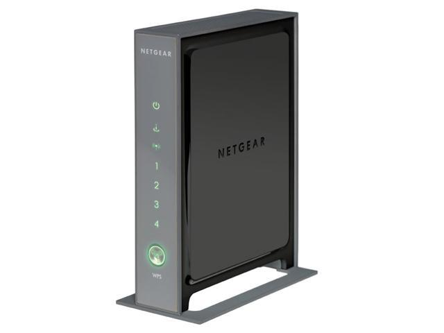 NETGEAR WNR2000-100NAS Wireless-N Router 802.11b/g/n up to 300Mbps/ 10/100 Mbps Ethernet Port x4