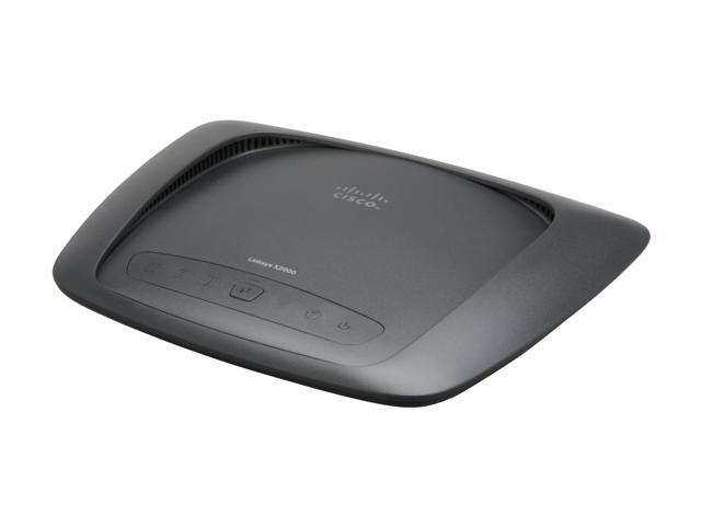 Linksys X2000 Wireless-N ADSL2+ Modem Router IEEE 802.3/3u, IEEE 802.11b/g/n