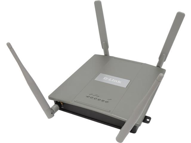 D-Link DWL-8600AP Dual Band Wireless PoE Access Point