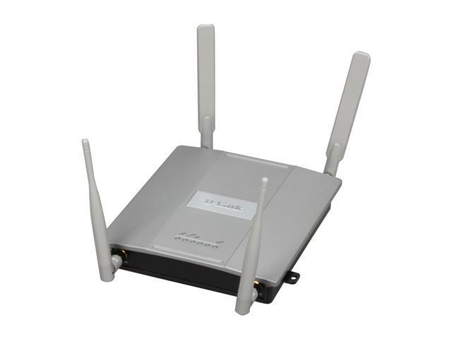 D-Link DAP-2690 AirePremier N Simultaneous Dual Band Gigabit PoE Access Point with AP Manager Controller