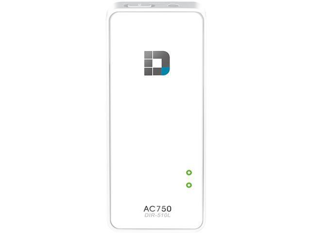 D-Link DIR-510L Wireless Router - IEEE 802.11ac