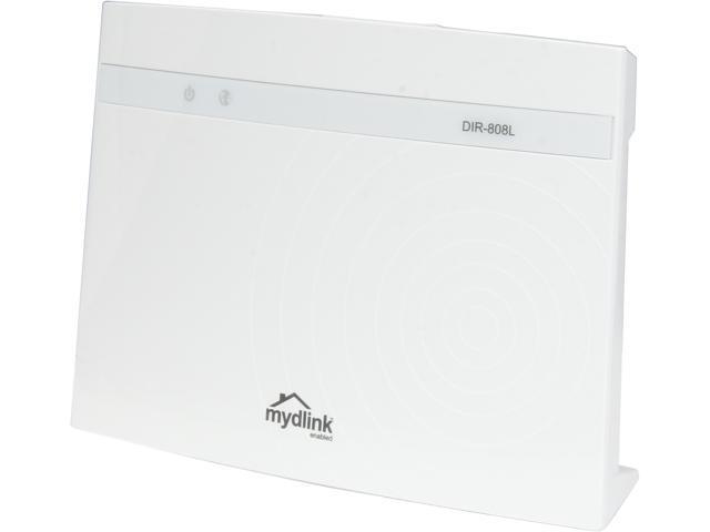 D-Link DIR-808L Wireless AC600 Dual Band Cloud Router