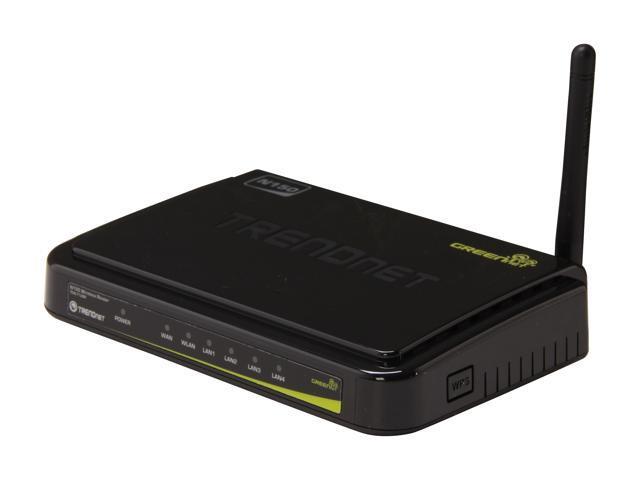 TRENDnet TEW-712BR N150 Wireless Router IEEE 802.3/3u, IEEE 802.11b/g/n