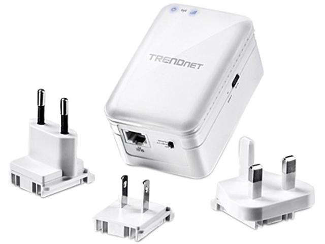 TRENDnet TEW-817DTR AC750 Wireless Travel Router