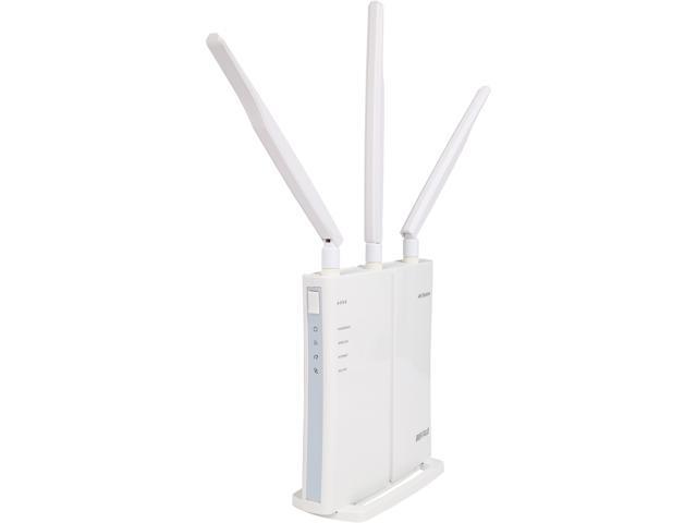 BUFFALO Air Station WZR-450HP2D N450 Gigabit Open Source DD-WRT Wireless Router