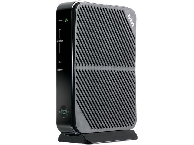 Zyxel P-660HN-51 Wireless Router - IEEE 802.11n