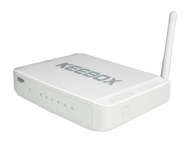 Keebox W150NR Wireless Home Router