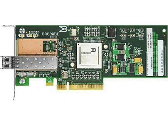 IBM 46M6049 Brocade 815 Fibre Channel Host bus Adapter 8Gbps PCI Express x8 1 x LC