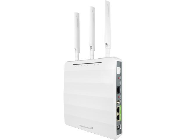 Amped REB175P ProSeries High-Power AC1750 Wi-Fi(R) Range Extender/Bridge