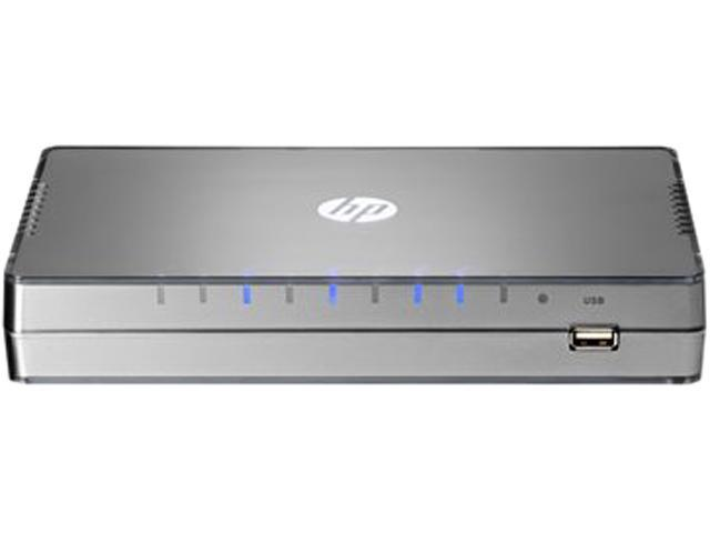 HP R120 IEEE 802.11ac Ethernet Wireless Router