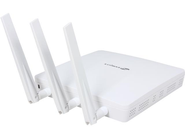 Edimax WAP1750 AC1750 Long Range High Power High Density Dual-Band Access Point, Supports Gigabit Ports, PoE PD and PSE features