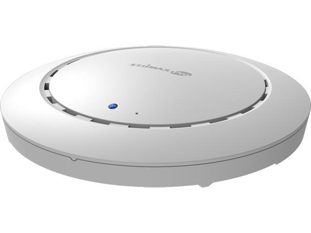 EDIMAX CAP1200 Wireless AC1200 Dual-Band Ceiling-Mount PoE Access Point