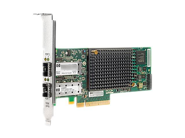 HP 581201-B21 Server Ethernet Adapter 10GBase-X PCI Express x8 2 Slots