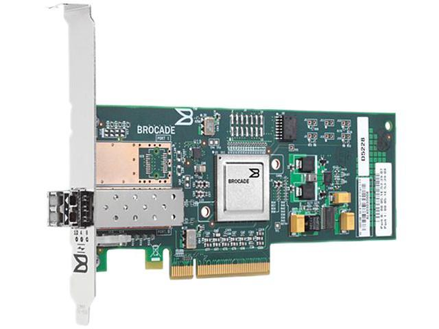 HP AP769B 81B Single Port Fibre Channel Host Bus Adapter 8Gbps PCI-Express 1 x LC