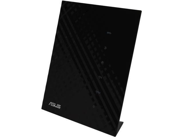 ASUS RTN65U Dual-Band Wireless-N750 Gigabit Router IEEE 802.11a/b/g/n, 2 USB 3.0 SharePort