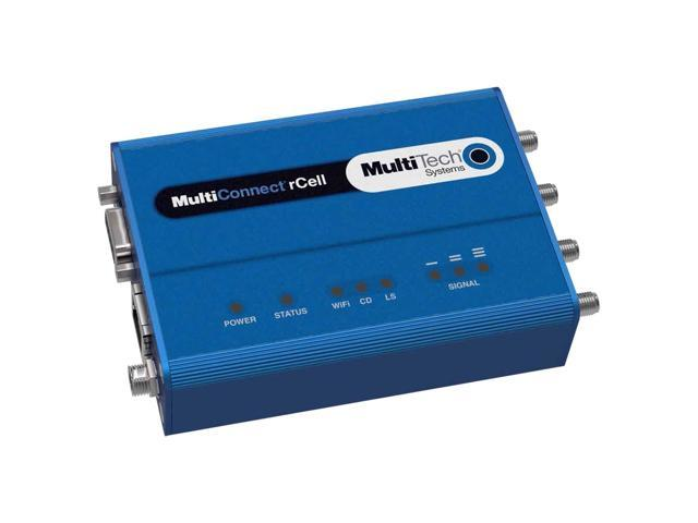 Multi-Tech MultiConnect rCell MTR-H5 IEEE 802.11n Cellular Wireless Router