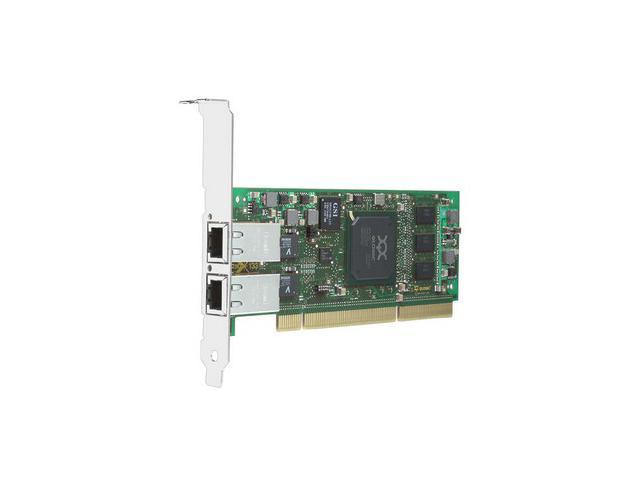 QLogic QLA4052C-CK SANblade iSCSI Host Bus Adapter 1 Gbps, 100 Mbps PCI-X 133 MHz 2 x RJ-45 iSCSI External