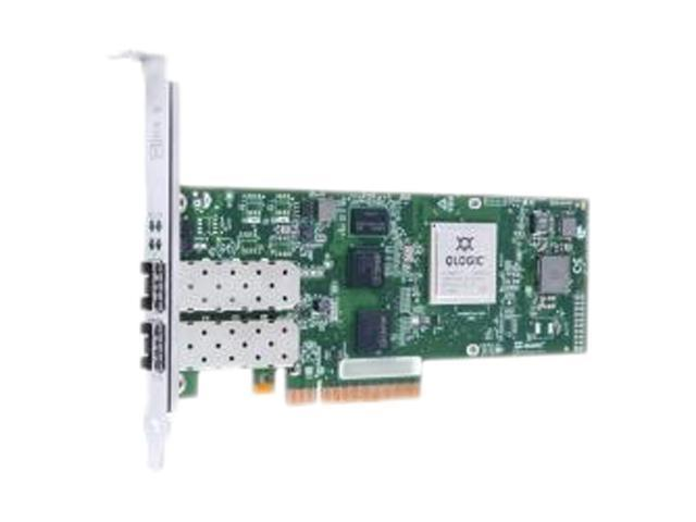 QLogic QLE3242-SR-CK Network Adapter - 2 Ports 10Gbps PCI-Express 2 x SFP
