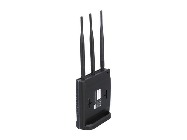 Netis WF2409 Wireless N300 AP Router Repeater Client All in One with Triple 5dBi High Gain Antenna