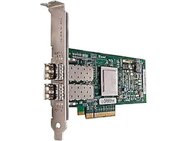 CISCO N2XX-AQPCI05= Host Bus Adapter - 2 ports 8Gbps PCI-Express FC-AL, FC-AL-2, FC-Tape, FC-SP, FCP-2, FCP-3