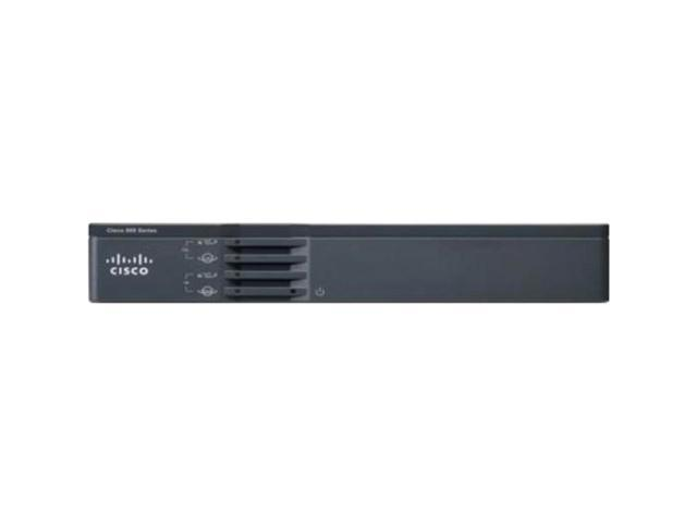 Cisco 867VAE IEEE 802.11n ADSL2+ Modem/Wireless Router