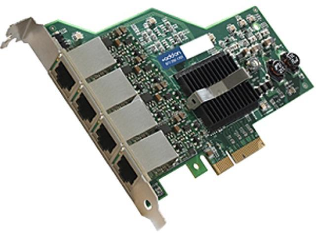 AddOn - Network Upgrades UCSC-PCIE-IRJ45=-AOK Network Adapter 1 Gbps PCI-Express 1000Base-TX x 4