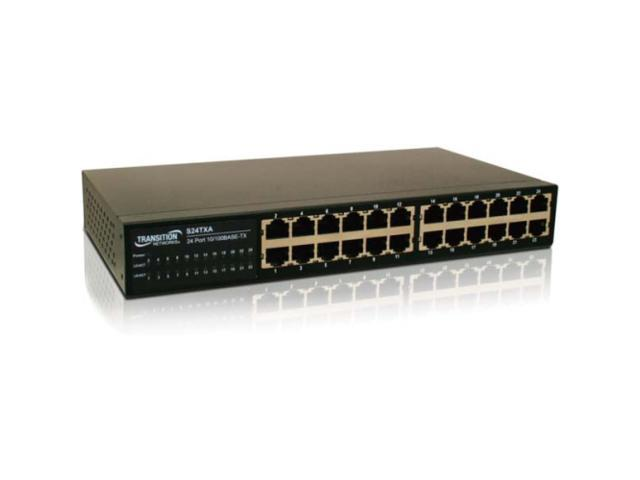 Transition Networks S24TXA Ethernet Switch