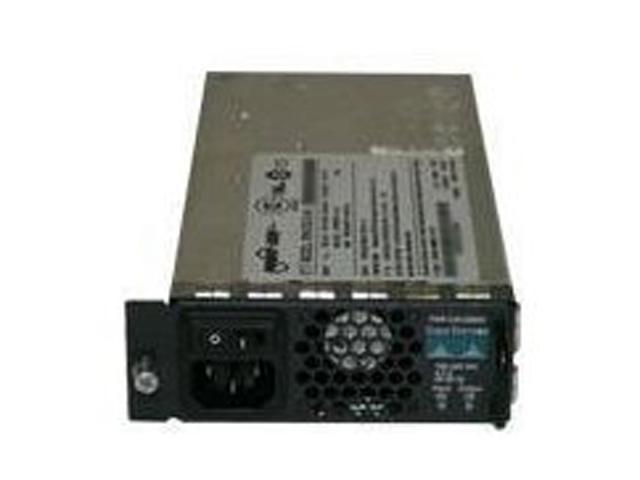 CISCO PWR-C49-300AC= 300W Hot-plug Redundant Power Supply